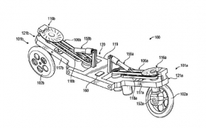 Facebook Electric Two-Wheeler Patent Revealed