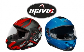 Mavox Helmet With Activated Carbon Air Filter Launched