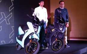 Ather 450X E-Scooter Launched In India