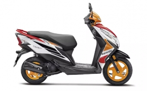Honda Dio Repsol Limited Edition Launched