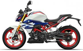 BMW Motorrad teases G310R 2022 version ahead of launch