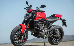 Ducati set to launch 2021 Monster this month