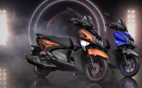 Yamaha Ray ZR 125 launched with hybrid tech