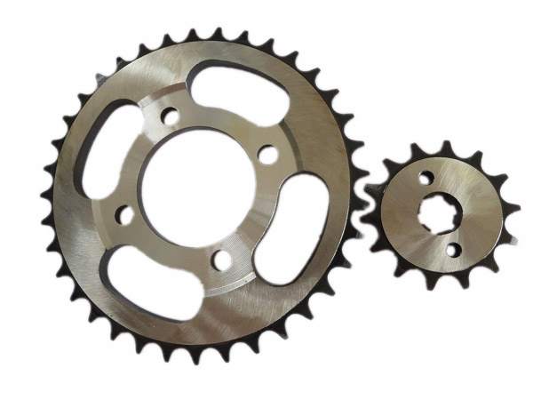 Ktm Chain And Sprocket Kit