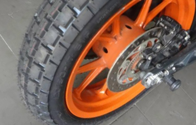 ktm duke/rc 390 tyre options other than stock metzelers- rear tyre
