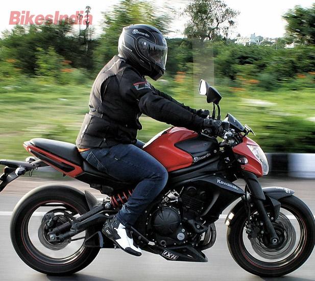 Kawasaki Er 6n Ownership Review By Zohair Ahmed Bikesmediain