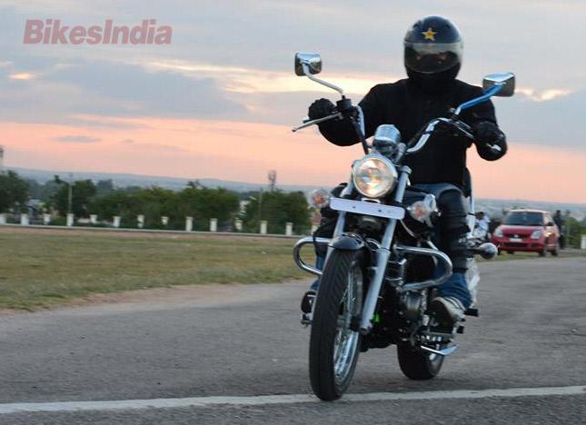 2015 Bajaj Avenger Cruise 220 Road Test Review Bikesmedia In