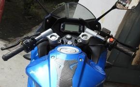 Suzuki Gixxer Sf Clip On Handlebar