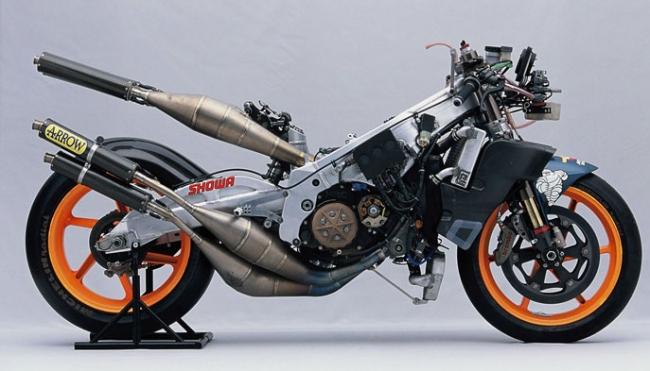 Honda NSR 500- The Dominant Force In The Two Stroke Era » BikesMedia.in