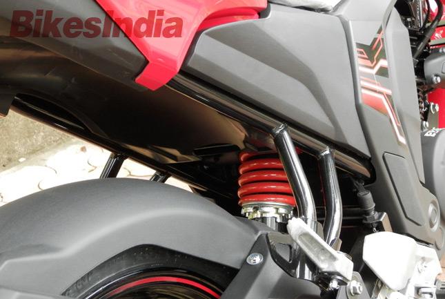 Do It Yourself- Adjusting Monoshock Suspension Of Yamaha FZ