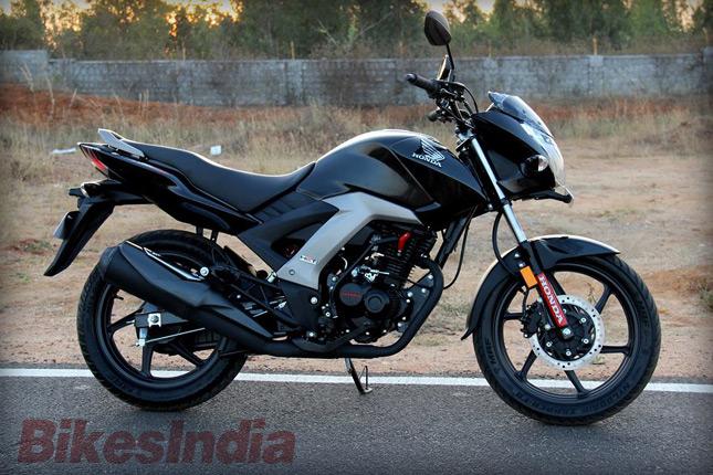 New Honda Cb Unicorn 160 Test Ride Review Bikesmedia In