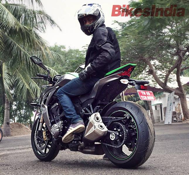 Kawasaki Z1000 Test Ride Review- Call Of The Wild » BikesMedia.in