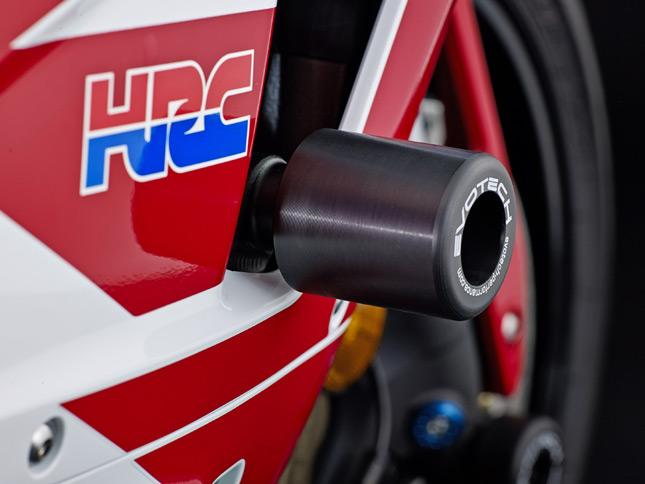 Motorcycle Frame Sliders Or Crash Protectors Explained » BikesMedia.in