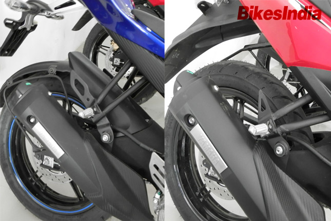 Difference & Similarities Between New Yamaha R15-S And R15