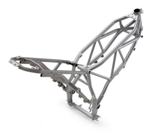 Motorcycle Trellis Frame- All You Need To Know + [Video] » BikesMedia.in