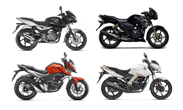 top 5 affordable 160cc