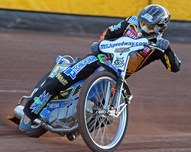 Speedway Motorcycle Racing Bikes: Types Of Motorcycle Racing- Speedway Racing » BikesMedia.in