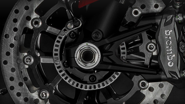 Ducati Lean Angle Computer