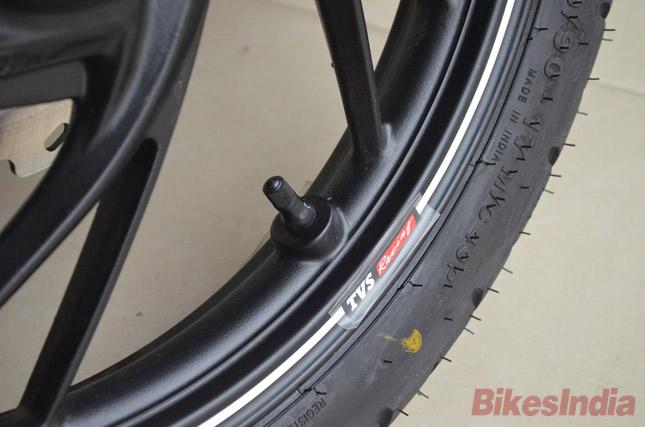 TVS Apache RTR 200 4V Test Ride Review » BikesMedia in