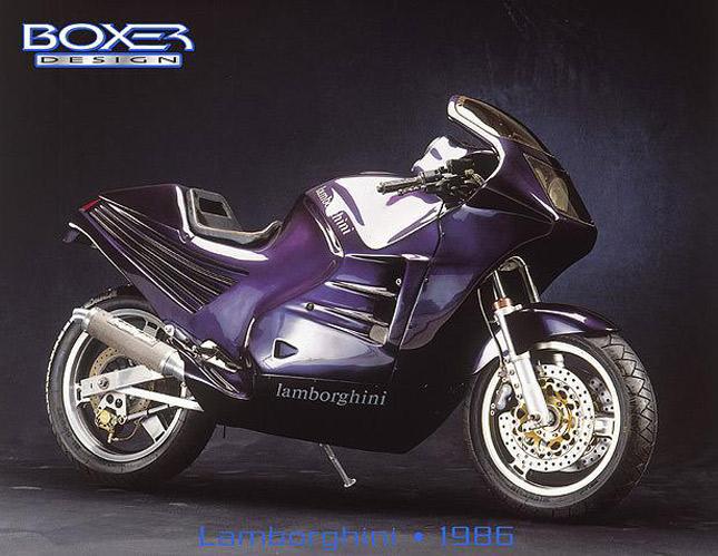 Lamborghini Design 90 Superbike Bi Special 187 Bikesmedia In