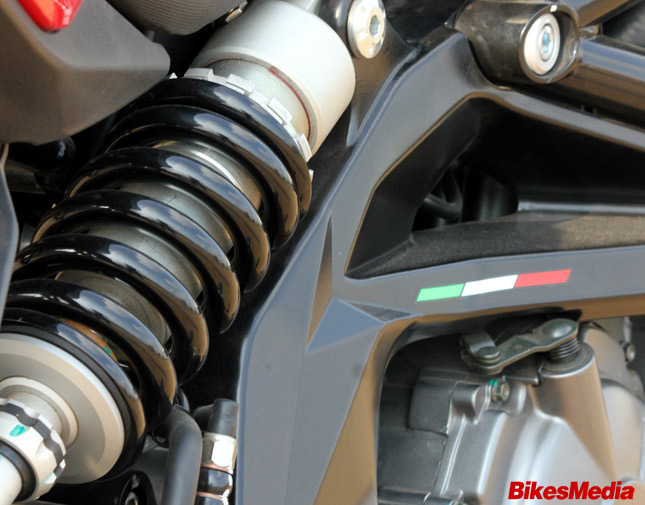 Offset Type Rear Monoshock Suspension- <br /> What's a great deal