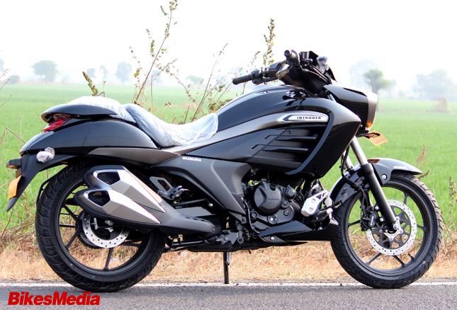 Suzuki Intruder 150 Road Test Ride Review Bikesmedia In