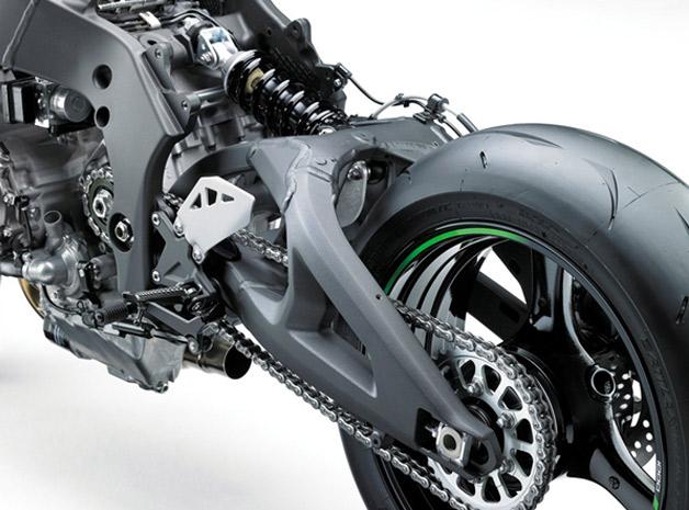 Kawasaki Ninja R Rear Shock