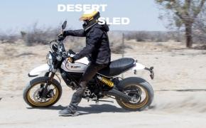 Ducati Scrambler Desert Sled- Overview