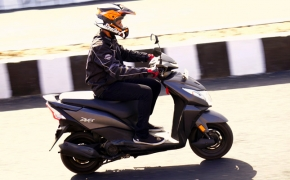 Honda Dio 2017 First Ride Review
