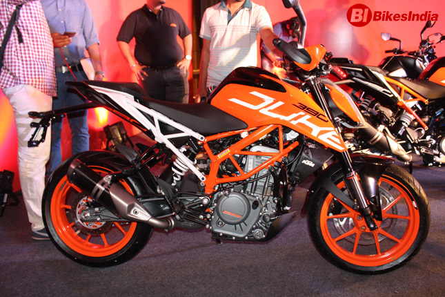 the overview of new 2017 ktm duke 390 » bikesmedia.in