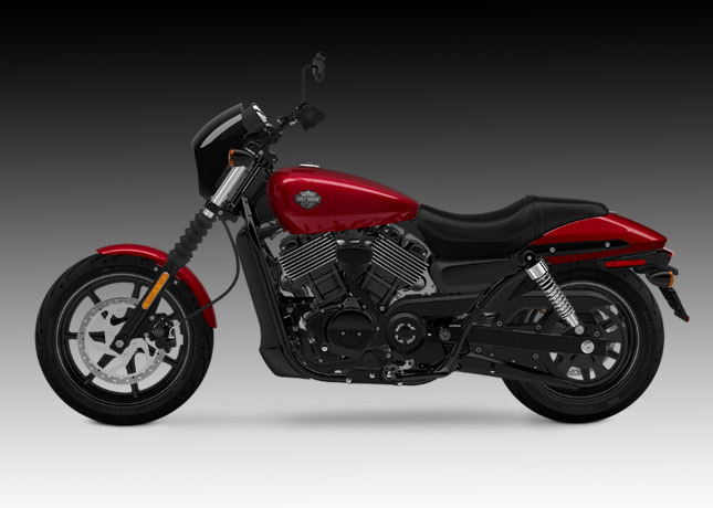 Harley Davidson Street  Engine Specifications