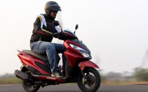 Honda Grazia 125 Test Ride Review