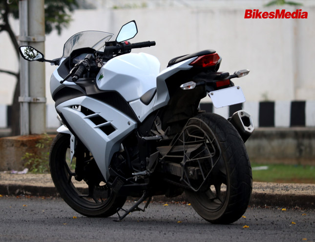 kawasaki ninja 300 ownership review by nikkins bikesmedia in