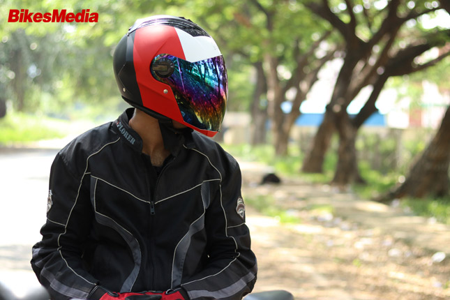 Steelbird Sba 2 Helmet Product Review 187 Bikesmedia In