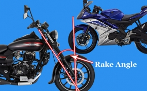 How Rake/Caster Angle Defines A Motorcycle?
