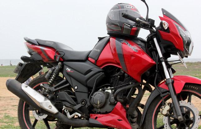 Tvs Bike Reviews India Road Test Reviews Test Rides