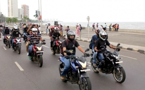 A Law To Protect Motorcyclists- The need of the hour