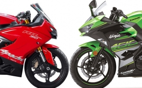 Kawasaki Ninja 400 Price Images Colours Mileage Specs Reviews