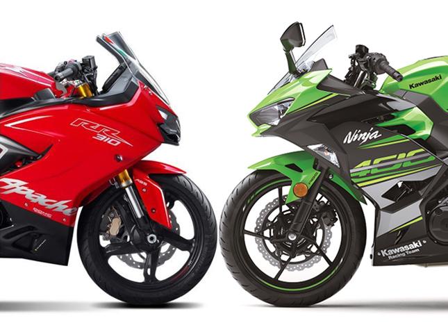 Motorcycles Similar To A Kawasaki Ninja