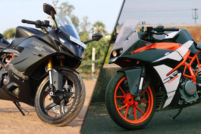 TVS Bike Reviews India, Road Test Reviews & Test Rides
