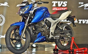 TVS Apache RTR 160 4V ABS– The best 160cc bike?