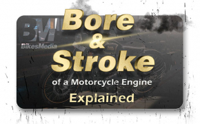 Bore and Stroke of a Motorcycle Engine Explained