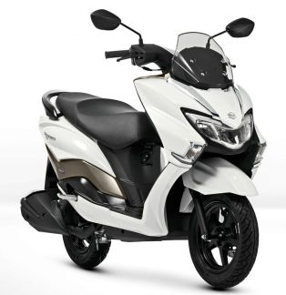 suzuki burgman street 125 price images colours mileage specs reviews. Black Bedroom Furniture Sets. Home Design Ideas
