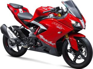 Tvs sport bike images with price