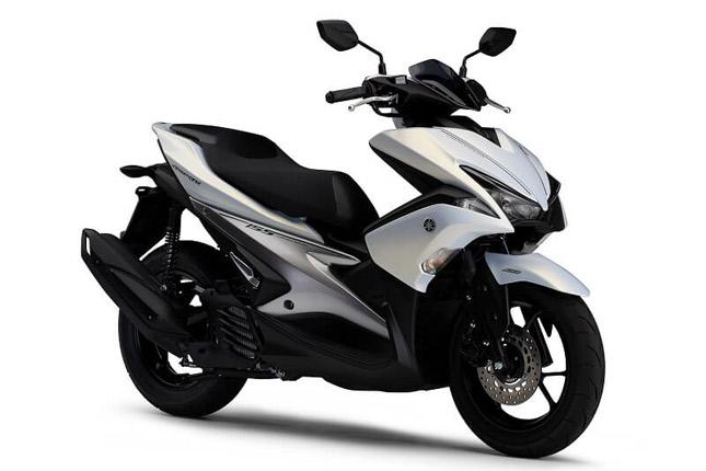 Yamaha Aerox 155 Price Images Colours Mileage Specs